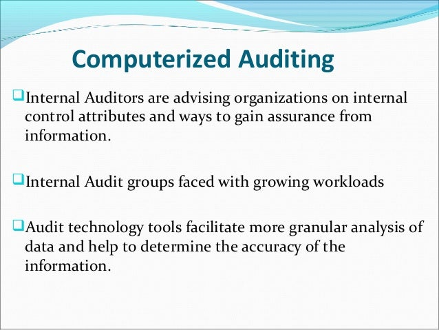 Meaning and Components of Computerized Accounting System