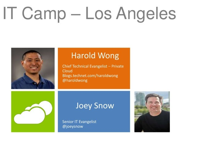 IT Camp – Los Angeles