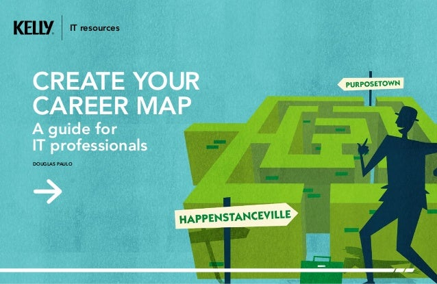 how to create a career map