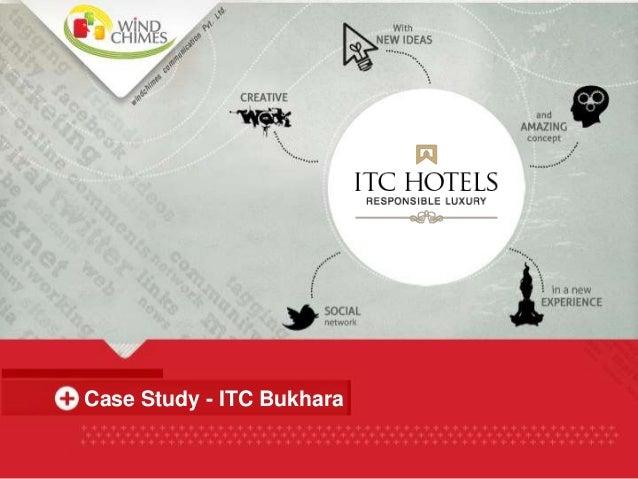 Case Study - ITC Bukhara