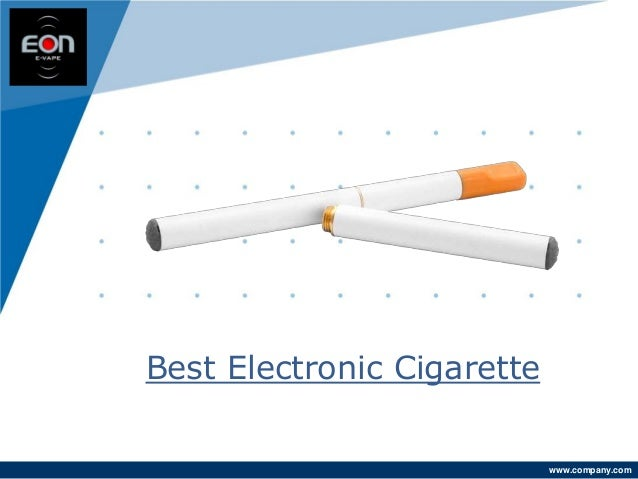www.company.com Best Electronic Cigarette
