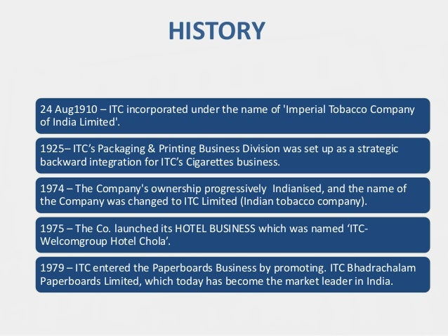 itc ltd A summary and case brief of itc limited and itc hotels limited v punchgini, inc , including the facts, issue, rule of law, holding and reasoning, key terms, and.
