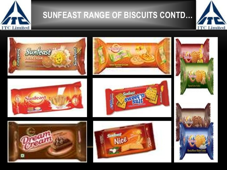 Itc snacks and biscuits