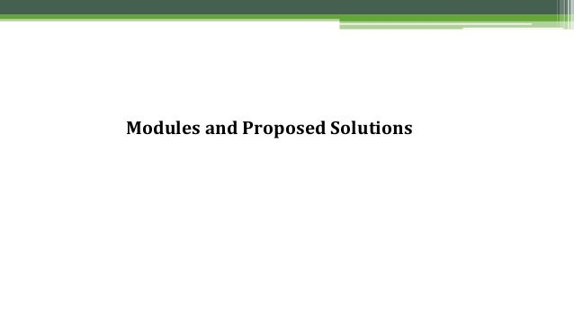 water billing system scope and limitations 16 scope and limitation  water billing system proposed study  information  management and billing system with sms notification and.