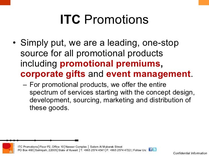 ITC Promotions
