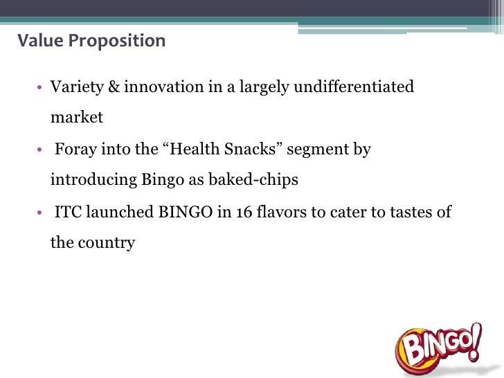 itc bingo Study the segmentation, targeting and positioning of itc bingo hypothesis development.