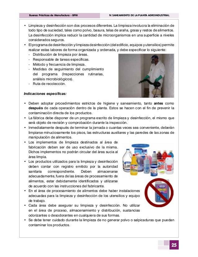Item3 a 39 Metodos de limpieza y desinfeccion en el area de cocina