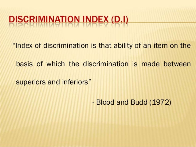 define positive discrimination