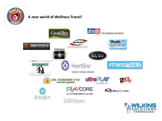 A new world of Wellness Travel!