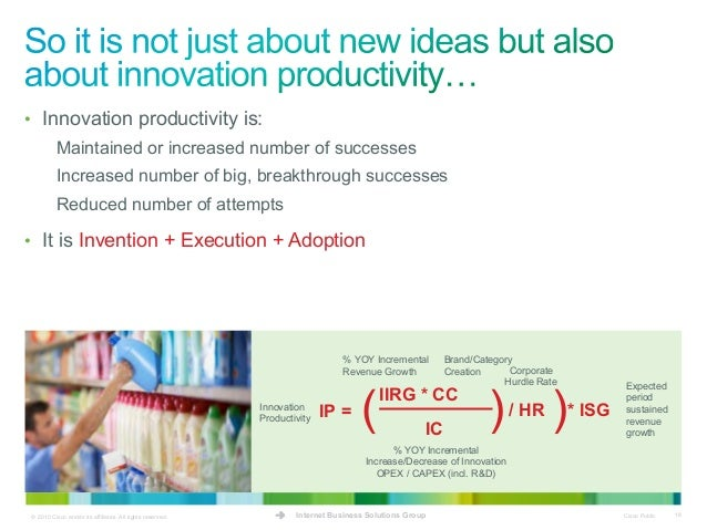 business strategy and innovation of cisco View matt cooling's profile on on topics including strategy, innovation on to be selected to join cisco's innovation programme business solutions.