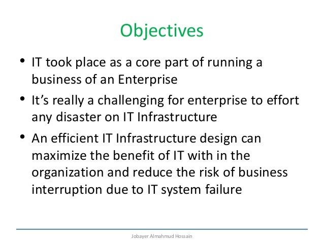 IT Environment in Enterprise and challenges  Slide 3