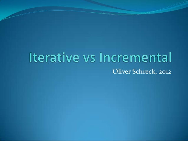 Oliver Schreck, 2012