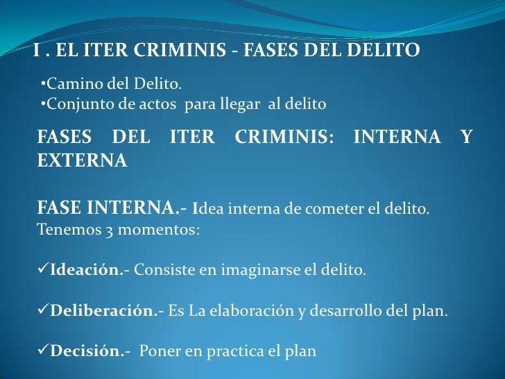 Iter criminis Slide 2
