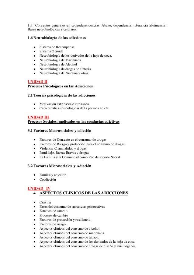 Intervencion terapéutica en adicciones 2013 Slide 2