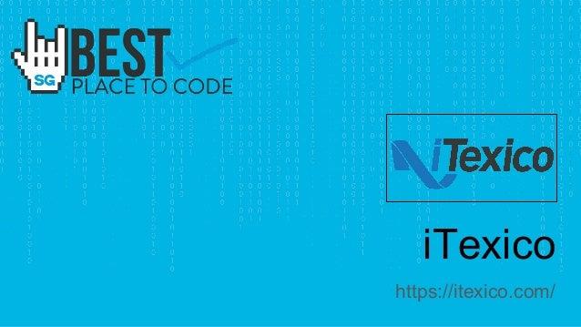 iTexico https://itexico.com/
