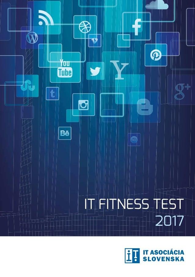 IT FITNESS TEST 2017