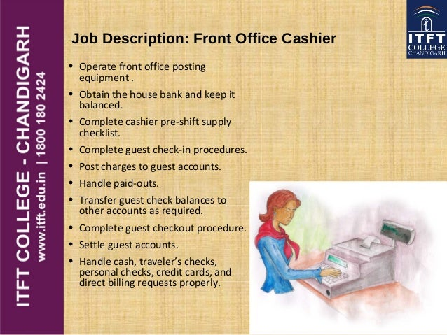 beautiful front office receptionist duties and responsibilities - Cashier Duties And Responsibilities Resume