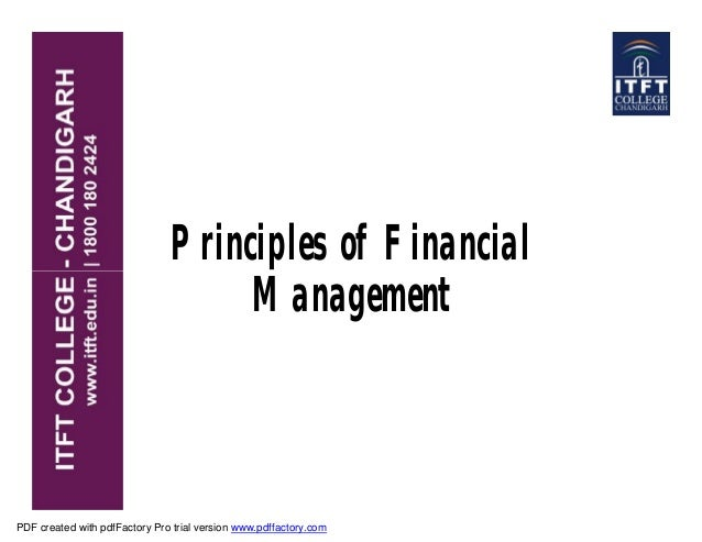 financial management time value of money mini case Time value of money is a concept money loses its value over time which time value of money principle is used extensively in financial management to.