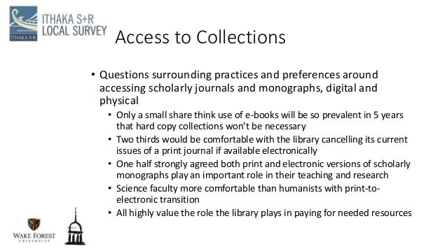 Open Access and Academic Monographs