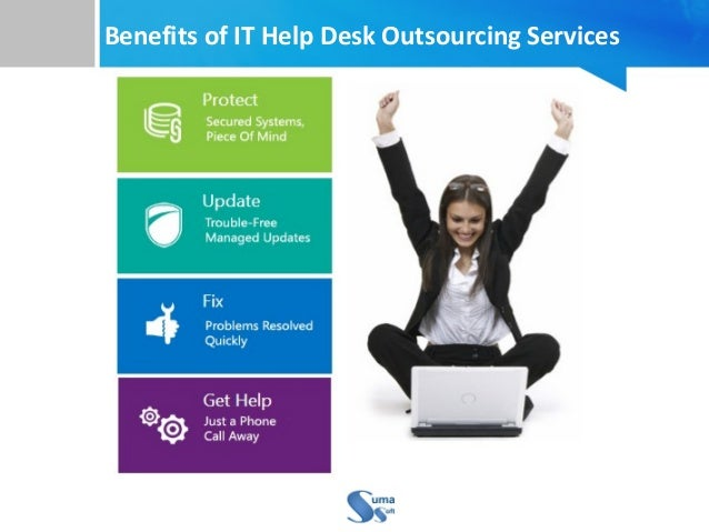 Multi Dimensional It Help Desk Outsourcing Services Are