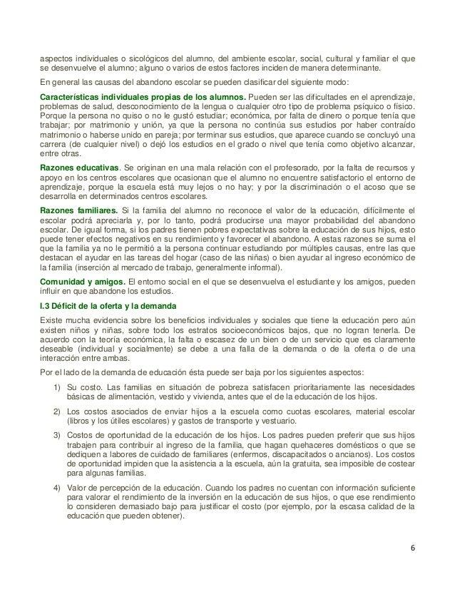 7 5) Valor de percepción de los padres sobre los empleos que se pueden obtener en la economía local por: a) que dichos emp...