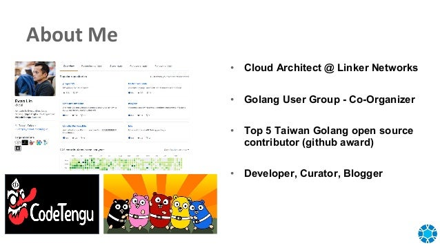 iTHome Gopher Day 2017: What can Golang do?  (Using project 52 as examples) Slide 2