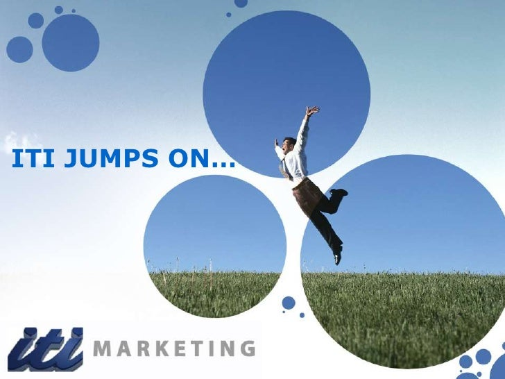 ITI jumps on…<br />