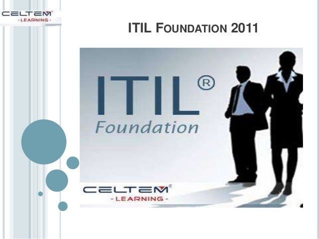ITIL Foundation Training - A guide to beginners