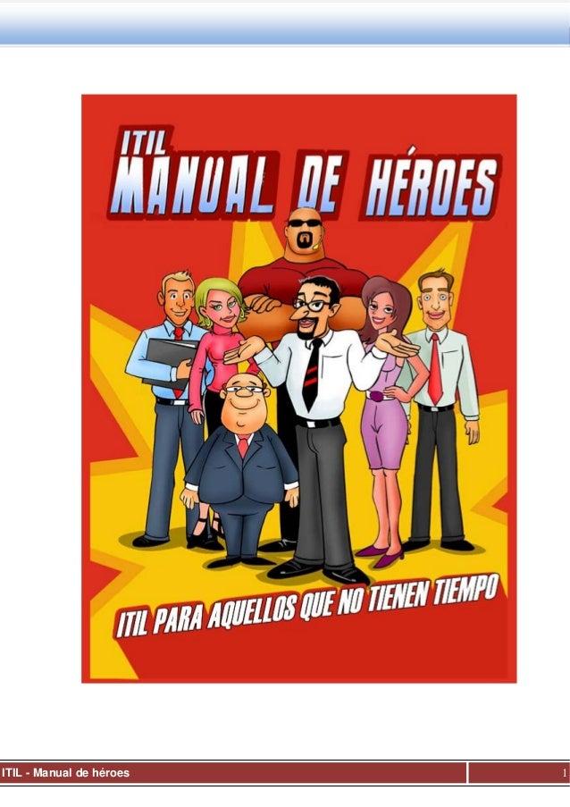 ITIL - Manual de héroes 1