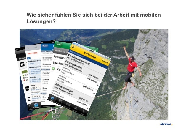 Sicherheit im Mobile Computing Slide 2