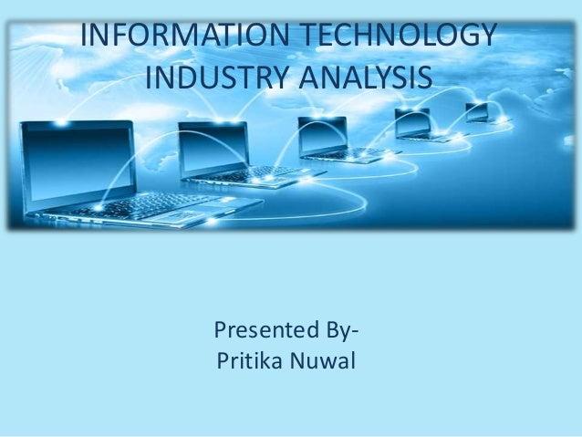 analysis industry slideshare