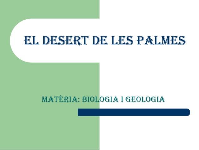 EL  Df:   PÉLMEASA  MATÉRIA:  BIOLOGIA 1 GEOLOGIA —