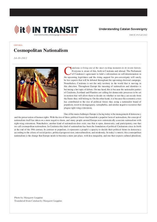 Understanding Catalan Sovereignty                     seven communities, one language eurocatalan newsletter              ...