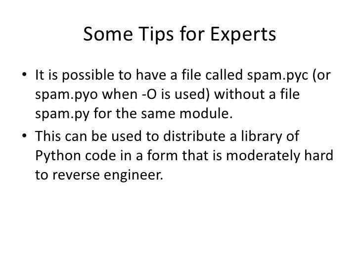 Python Tutorial Part 2