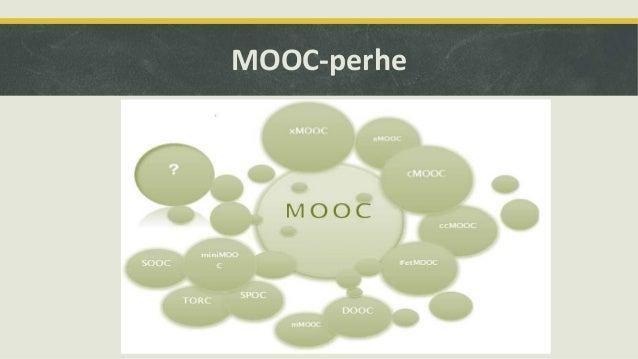 MOOC-perhe
