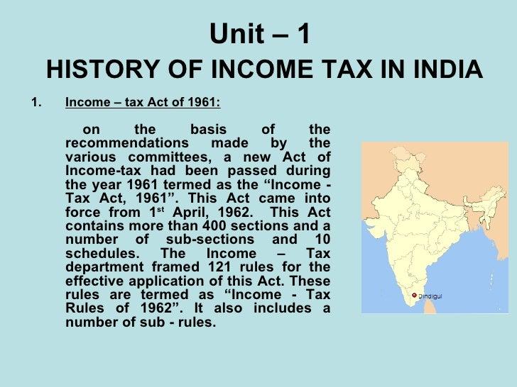 income tax Slide 3