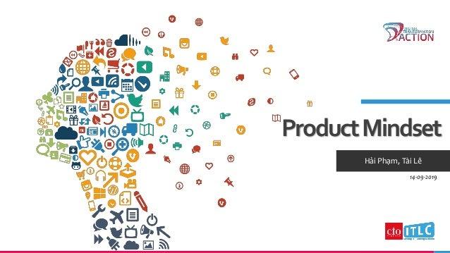 ProductMindset Hải Phạm, Tài Lê 14-09-2019