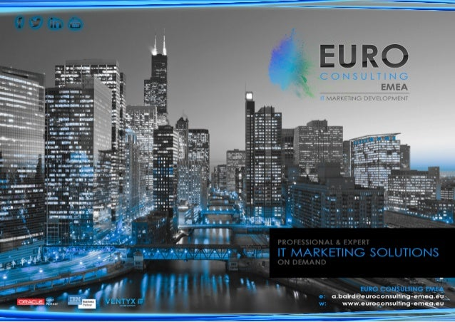 CONTENTS  Introduction 1  What makes us IT specialists? 2  IT Marketing Solutions 4  - A full end-to-end Branding/ Re-Bran...