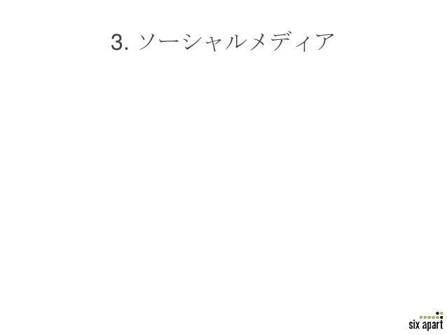3. ソーシャルメディア               Page 20