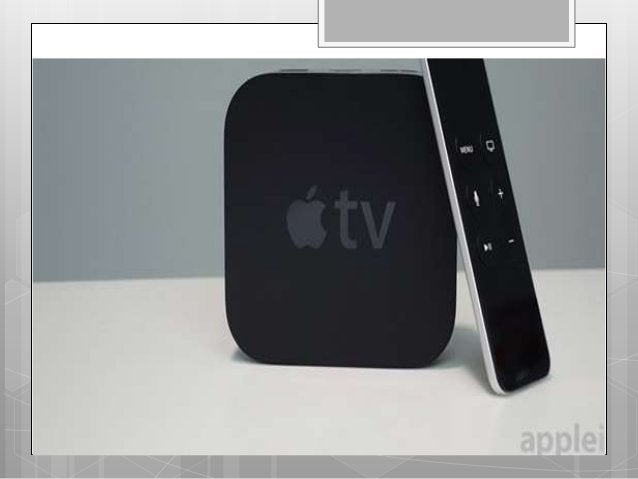 Contd…  Pricing & Availability  The new Apple TV will be available at the end of October in a 32GB model and a 64GB mode...