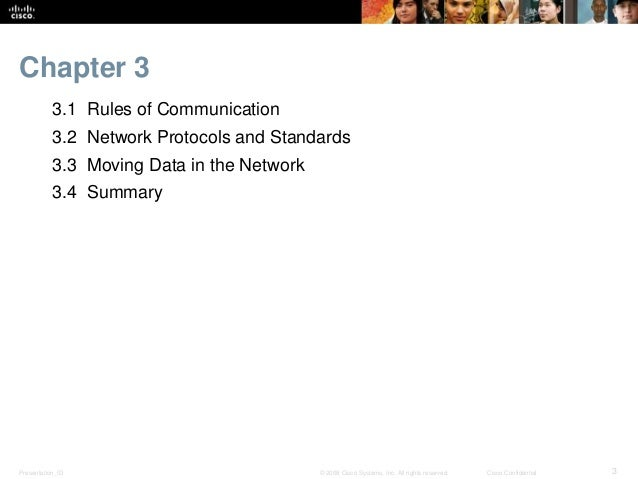 CCNA 1 Routing and Switching v5.0 Chapter 3 Slide 3