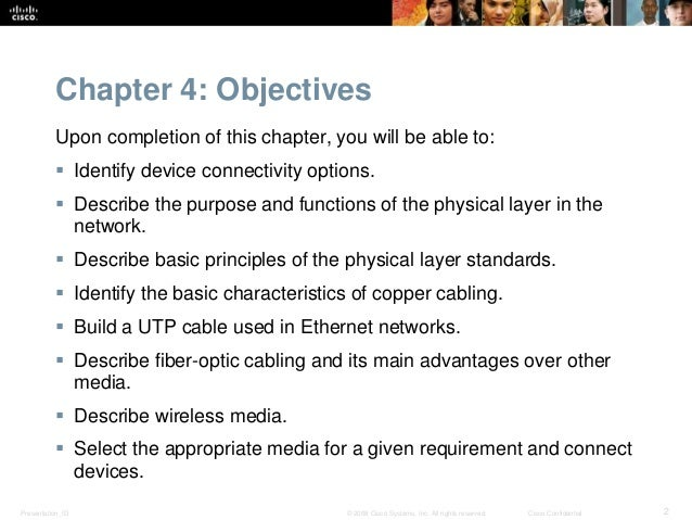 CCNA 1 Routing and Switching v5.0 Chapter 4 Slide 2