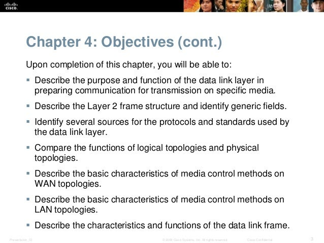 CCNA 1 Routing and Switching v5.0 Chapter 4 Slide 3