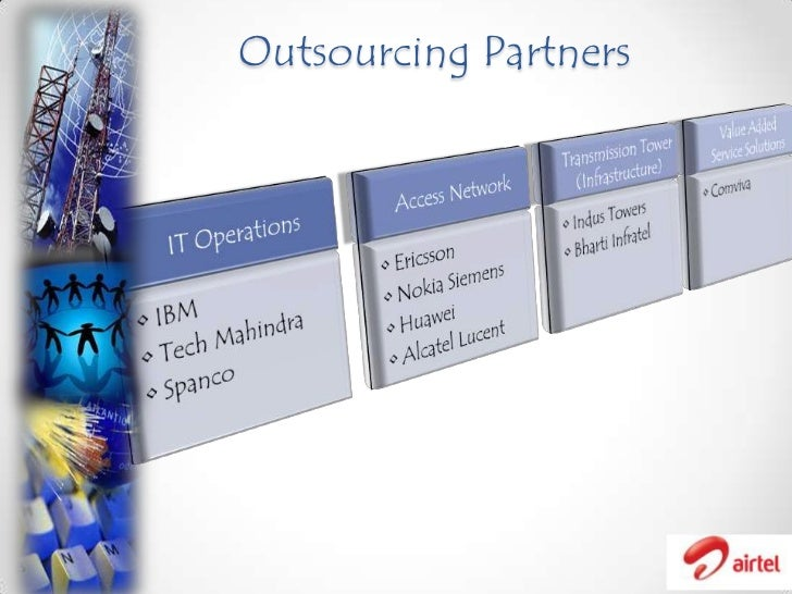 Ito telecom industry outsourcing
