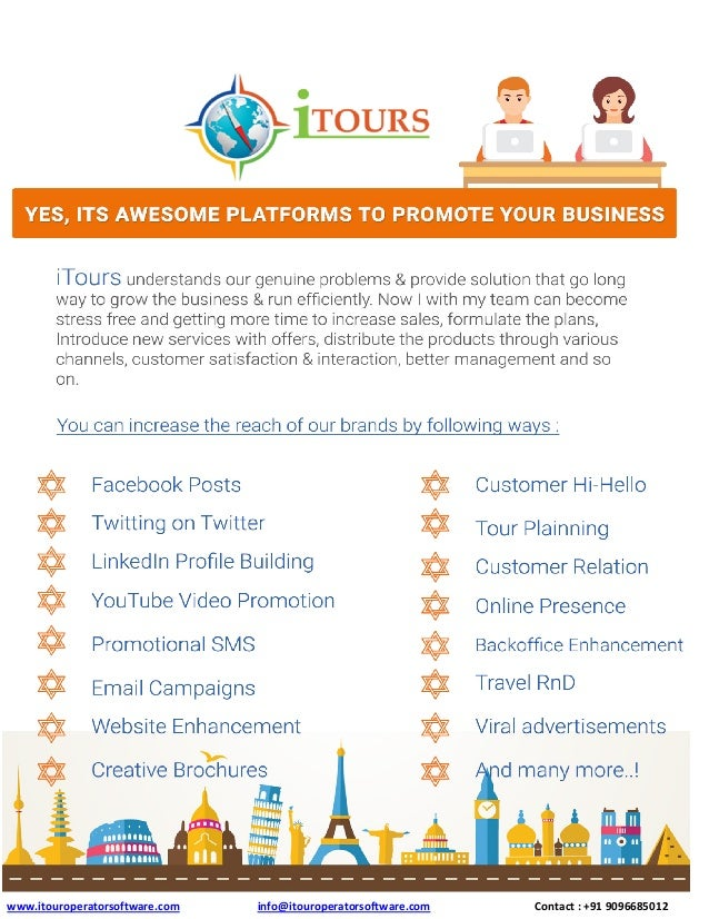 Tour Operator Training Course