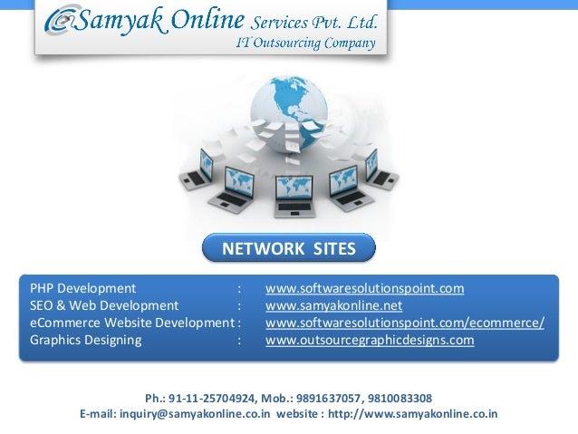 NETWORK SITES PHP Development : SEO & Web Development : eCommerce Website Development : Graphics Designing :  www.software...
