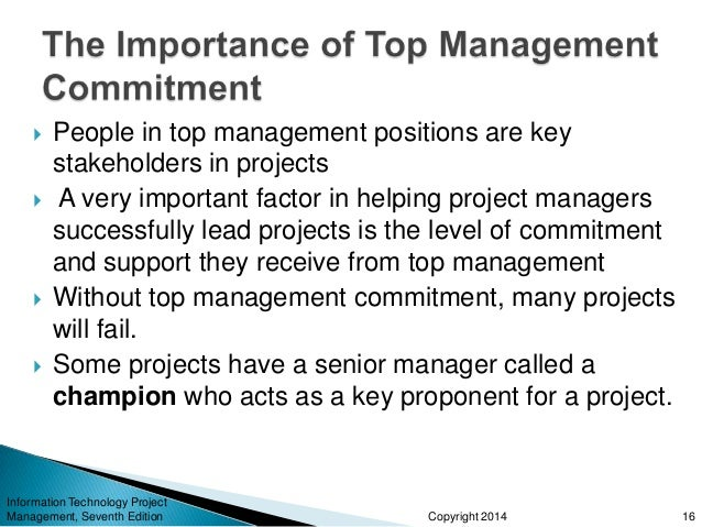 Mahor Technology Management: Information Technology Project Management