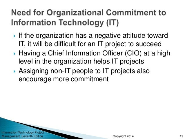 information technology project management Mrs lancaster spring 2013 mis information systems project management course calendar.