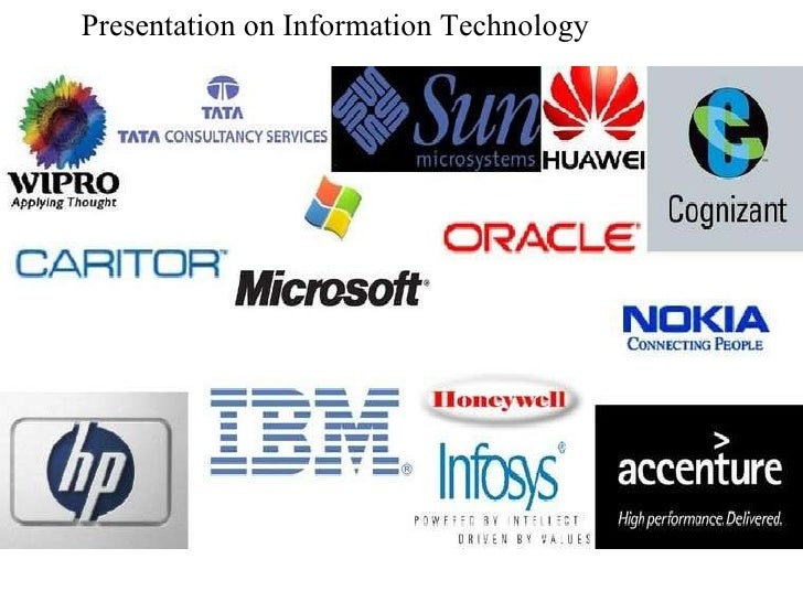 Presentation on Information Technology