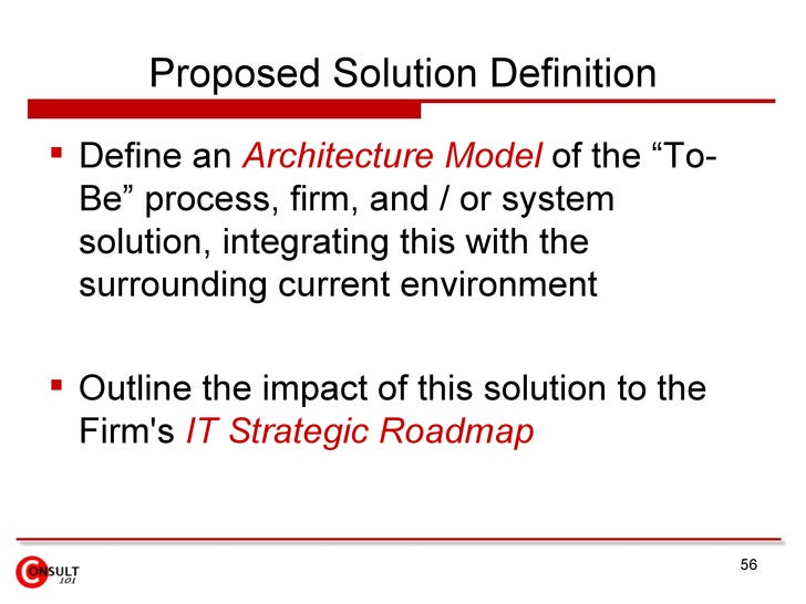It Processes Systems